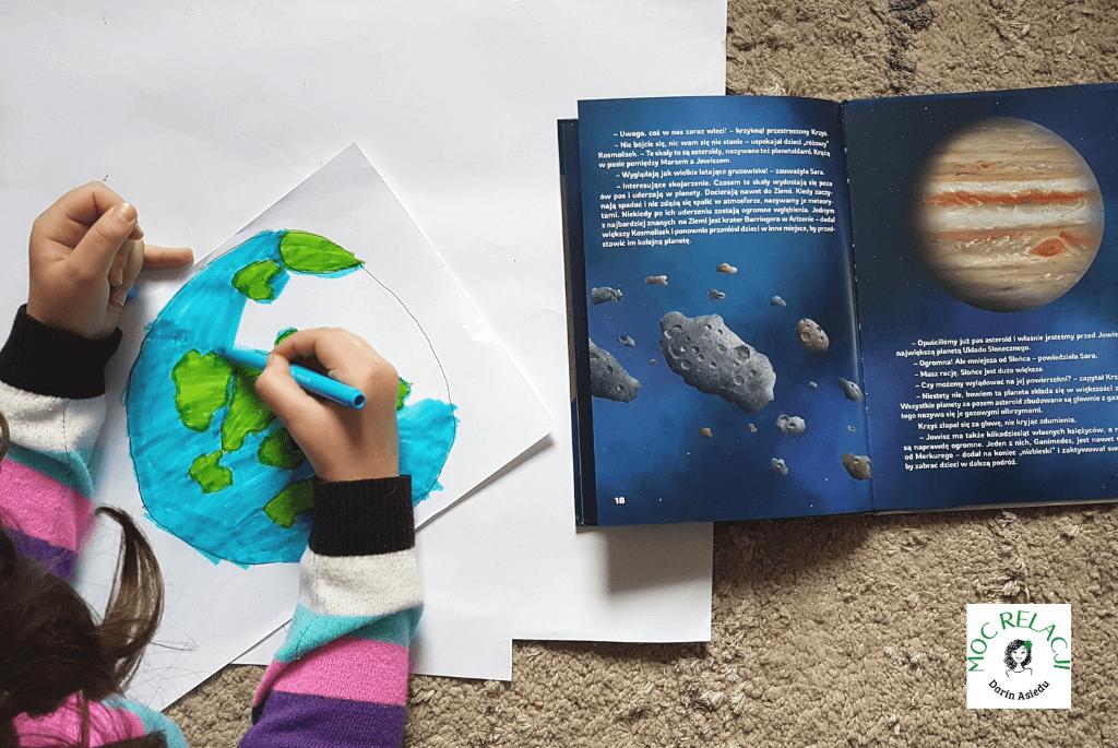 Kosmoliski - kosmiczna opowieść dla dzieci