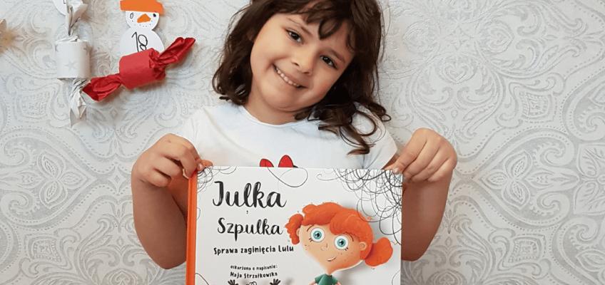 """""""Julka i Szpulka"""" – rozmowa z autorką Mają Strzałkowską"""