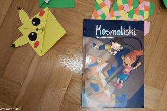 """""""Kosmoliski"""" – rozmowa z Markiem Marcinowskim"""