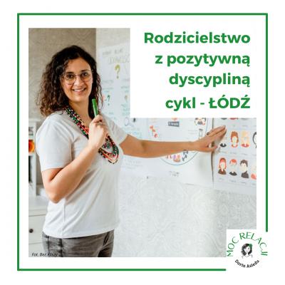 Rodzicielstwo z pozytywną dyscypliną – Łódź