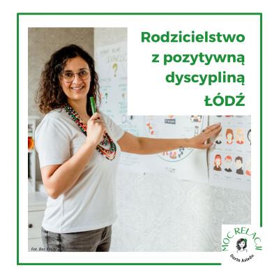 Rodzicielstwo z pozytywną dyscypliną – weekend – Łódź