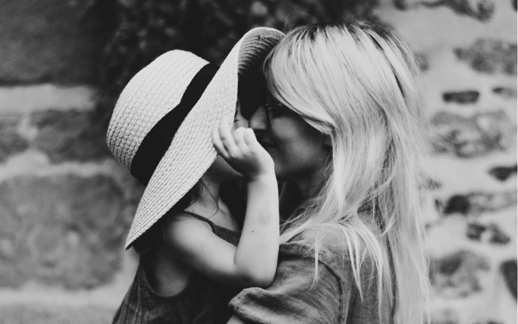 Fotografia mami i córki